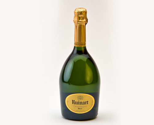"Champagner ""R"" de Ruinart brut"