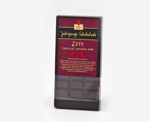 Jahrgangsschokolade 2014 70%