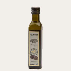 Trivelli schwarzes Trüffelöl – groß –