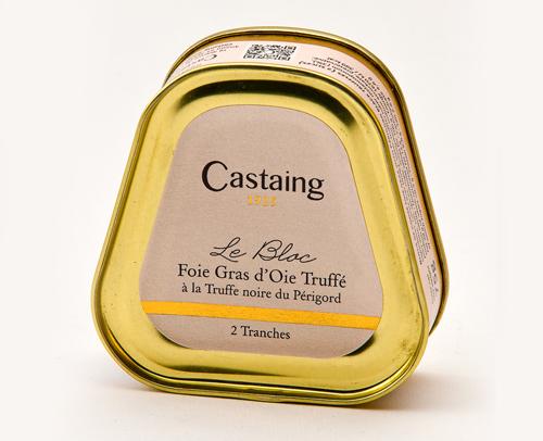Castaing Foie Gras d'Oie Trüffel