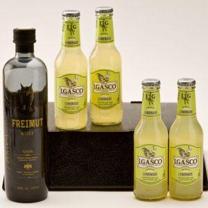 Präsentkorb Freimut Lemon